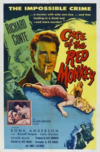 Little Red Monkey - 11 x 17 Movie Poster - Style A