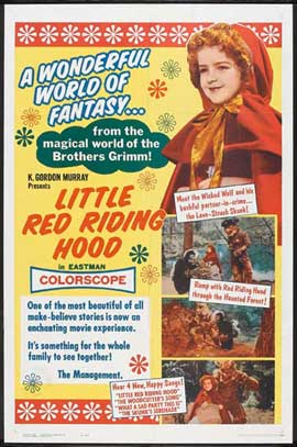 Little Red Riding Hood - 11 x 17 Movie Poster - Style A