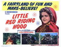 Little Red Riding Hood - 11 x 14 Movie Poster - Style A