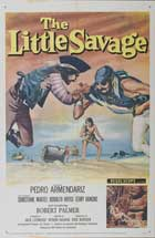 Little Savage - 11 x 17 Movie Poster - Style A
