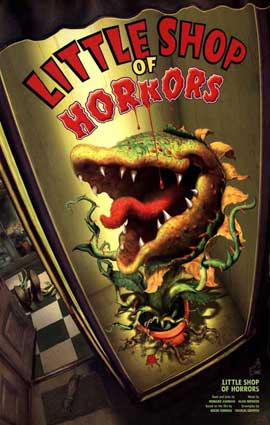 Little Shop Of Horrors (Broadway) - 27 x 40 Poster - Style A