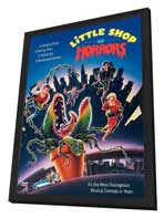 Little Shop of Horrors - 27 x 40 Movie Poster - Style C - in Deluxe Wood Frame