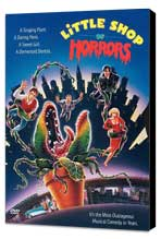 Little Shop of Horrors - 11 x 17 Movie Poster - Style C - Museum Wrapped Canvas