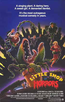 Little Shop of Horrors - 11 x 17 Movie Poster - Style B