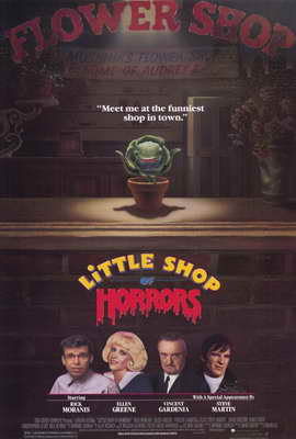Little Shop of Horrors - 27 x 40 Movie Poster - Style A