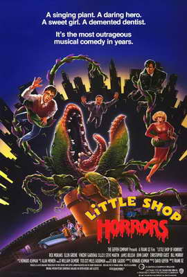 Little Shop of Horrors - 27 x 40 Movie Poster - Style B