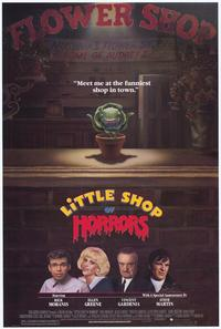 Little Shop of Horrors - 43 x 62 Movie Poster - Bus Shelter Style A