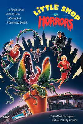 Little Shop of Horrors - 27 x 40 Movie Poster - Style C