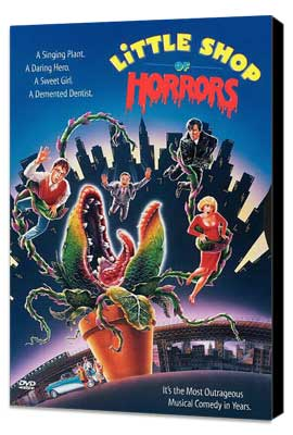 Little Shop of Horrors - 27 x 40 Movie Poster - Style C - Museum Wrapped Canvas