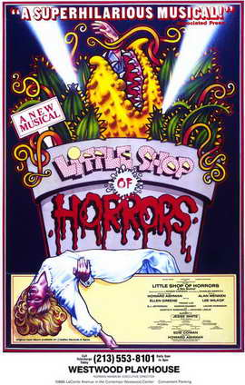 Little Shop of Horrors (Musical) - 11 x 17 Movie Poster - Style A