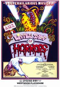 Little Shop of Horrors (Musical) - 43 x 62 Movie Poster - Bus Shelter Style A