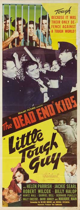 Little Tough Guy - 14 x 36 Movie Poster - Insert Style A