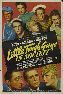 Little Tough Guy - 27 x 40 Movie Poster - Style A