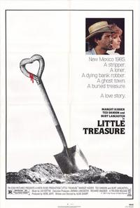 Little Treasure - 11 x 17 Movie Poster - Style A