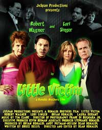 Little Victim - 27 x 40 Movie Poster - Style A