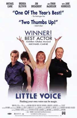Little Voice - 11 x 17 Movie Poster - Style A