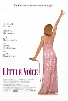 Little Voice - 11 x 17 Movie Poster - Style B