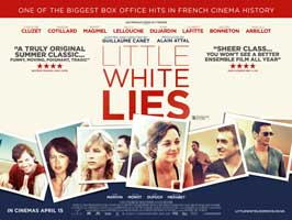 Little White Lies - 27 x 40 Movie Poster - UK Style A