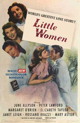 Little Women - 11 x 17 Movie Poster - Style B