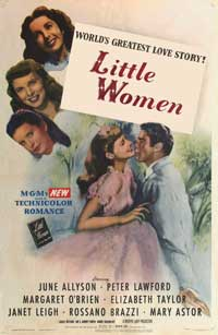 Little Women - 43 x 62 Movie Poster - Bus Shelter Style B
