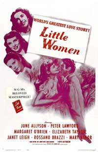 Little Women - 11 x 17 Movie Poster - Style C