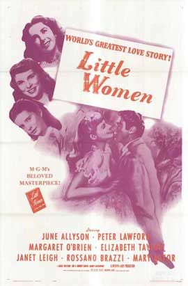 Little Women - 27 x 40 Movie Poster - Style A