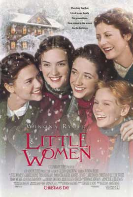 Little Women - 27 x 40 Movie Poster - Style B