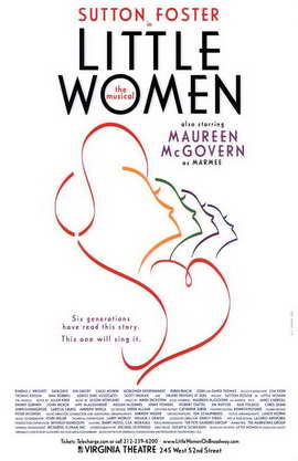 Little Women The Musical (Broadway) - 11 x 17 Poster - Style A