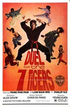 Liu he qian shou - 11 x 17 Movie Poster - Style A