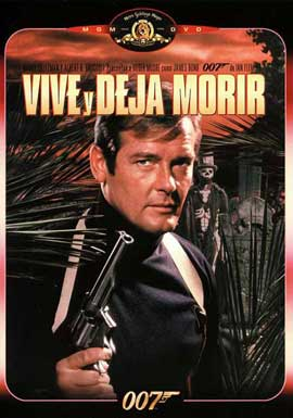 Live and Let Die - 27 x 40 Movie Poster - Spanish Style A