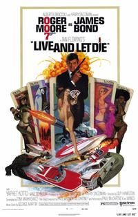 Live and Let Die - 11 x 17 Movie Poster - Style A - Museum Wrapped Canvas