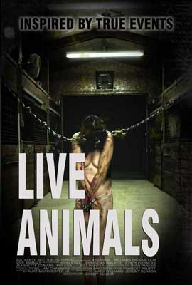 Live Animals - 11 x 17 Movie Poster - Style A