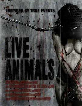 Live Animals - 11 x 17 Movie Poster - Style B