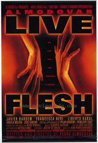 Live Flesh - 43 x 62 Movie Poster - Bus Shelter Style A