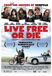 Live Free or Die - 11 x 17 Movie Poster - Style A