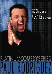 Live in San Quentin, Paul Rodriguez - 27 x 40 Movie Poster - Style A