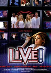 Live! - 11 x 17 Movie Poster - UK Style A
