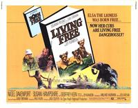 Living Free - 11 x 14 Movie Poster - Style A