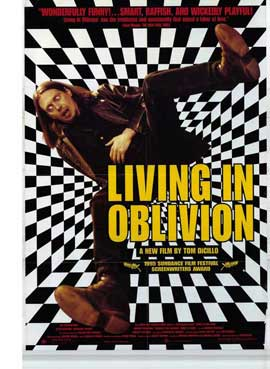 Living in Oblivion - 27 x 40 Movie Poster - Style A