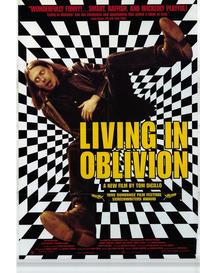 Living in Oblivion - 43 x 62 Movie Poster - Bus Shelter Style A