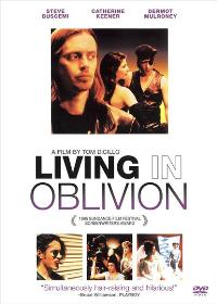 Living in Oblivion - 43 x 62 Movie Poster - Bus Shelter Style B