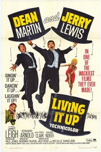 Living It Up - 27 x 40 Movie Poster - Style A