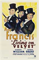 Living on Velvet - 27 x 40 Movie Poster - Style A