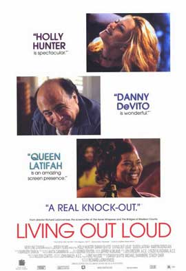 Living Out Loud - 11 x 17 Movie Poster - Style A