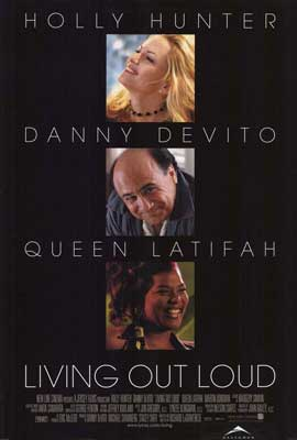 Living Out Loud - 27 x 40 Movie Poster - Style A