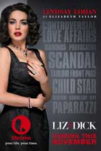 Liz & Dick (TV) - 11 x 17 TV Poster - Style A