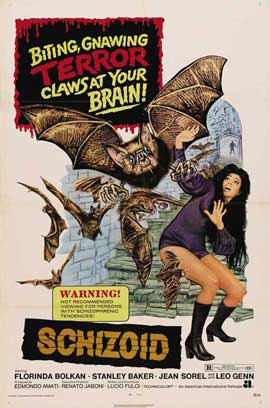 Lizard in a Woman's Skin - 11 x 17 Movie Poster - Style A