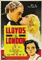 Lloyds of London - 11 x 17 Movie Poster - Swedish Style B