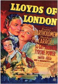 Lloyds of London - 11 x 17 Movie Poster - Style C