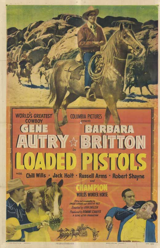 Loaded Pistols movie